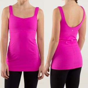 Lululemon Paris Perfection Aria II Tank
